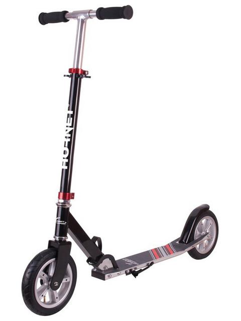 HUDORA Hornet City Scooter schwarz/rot